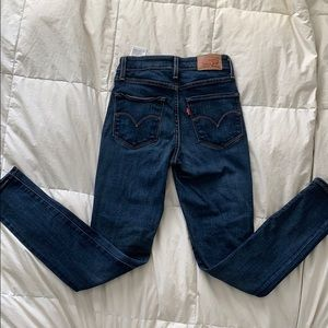 Levi's Jeans 721 High Rise Skinny - Size 25